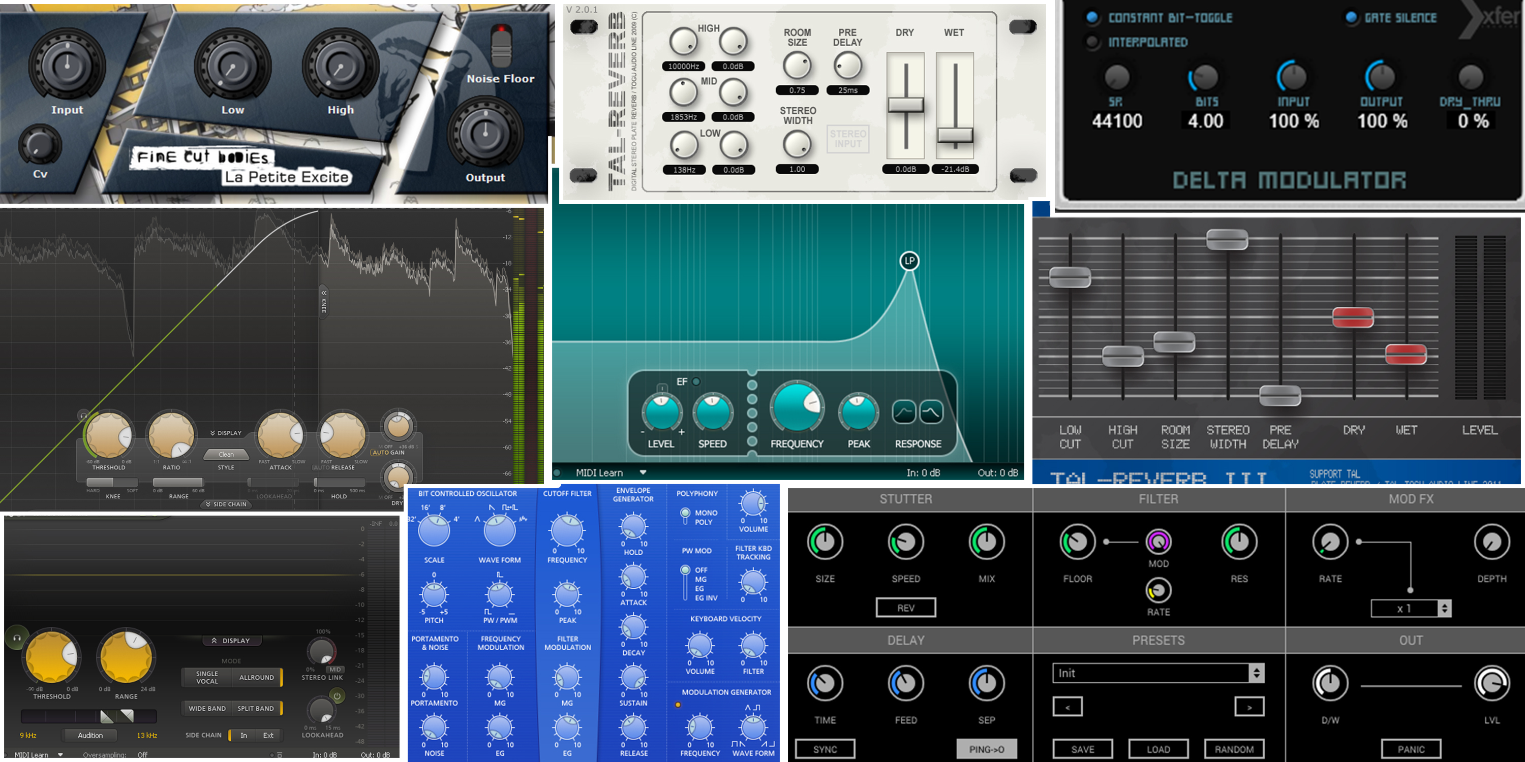 I will Give 30+ VOCAL,Audio Mixing And Mastering Plugins For Your Music Tracks