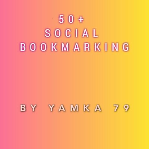provide 50+ social bookmarking service