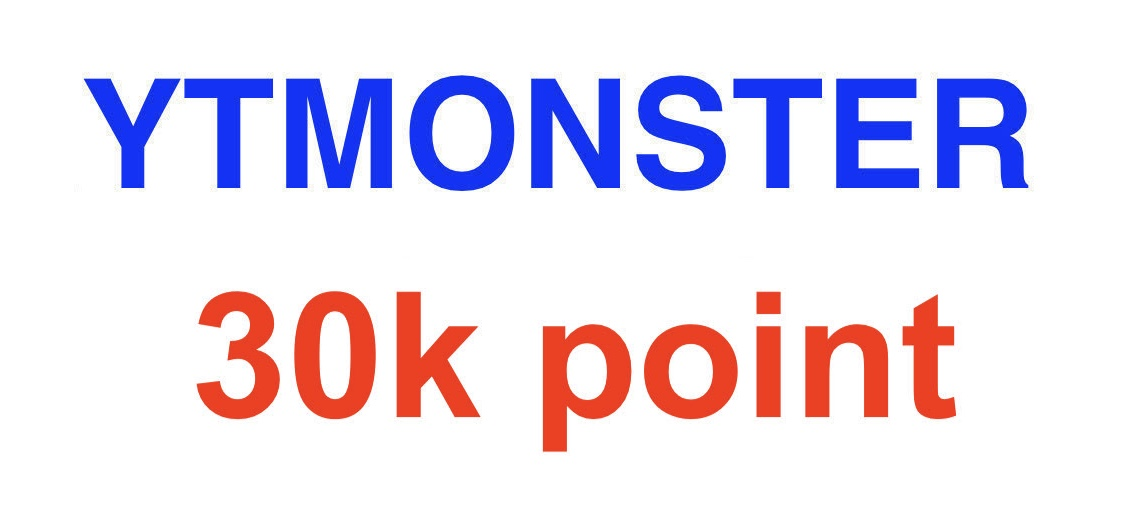 I will assist you to earn up to 30k on ytmonster