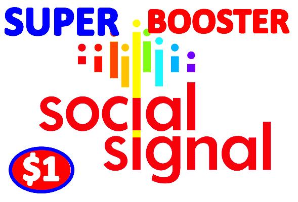 Get Instant 500 Social Post Signal