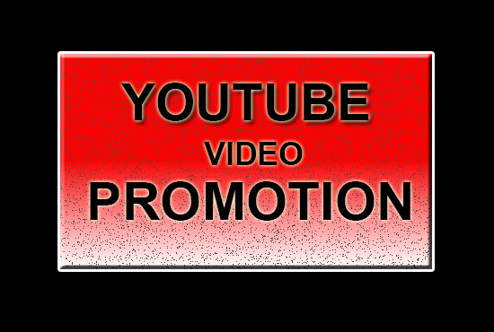 I Will do Organic SEO for youtube video promotion