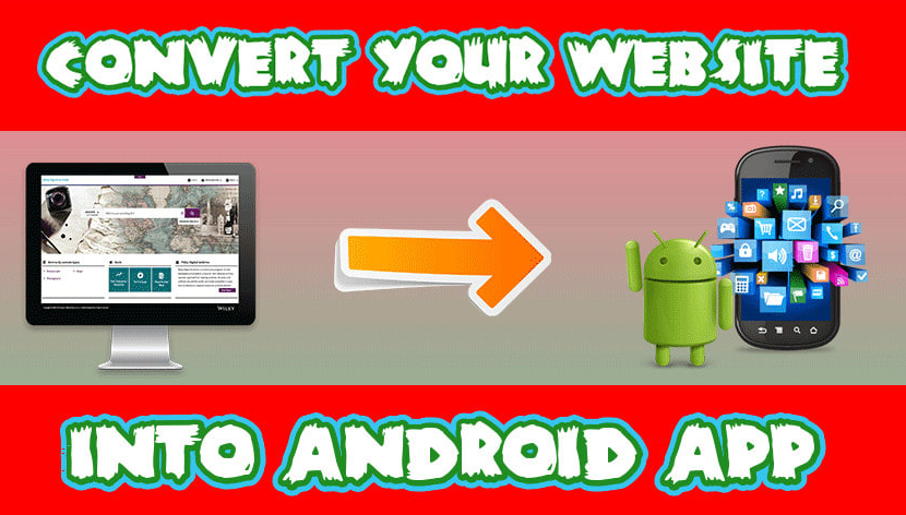 Convert Your Website,  YouTube Chanel,  Into Android Application