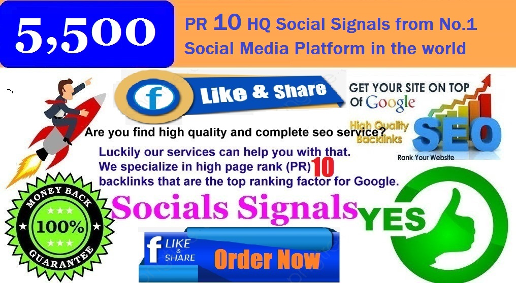 GET POWERFUL 5,500 SOCIAL SIGNALS FROM WEBSHARES ONLY HIGH PR 10 BACKLINKS TO WEBSITE IMPROVING