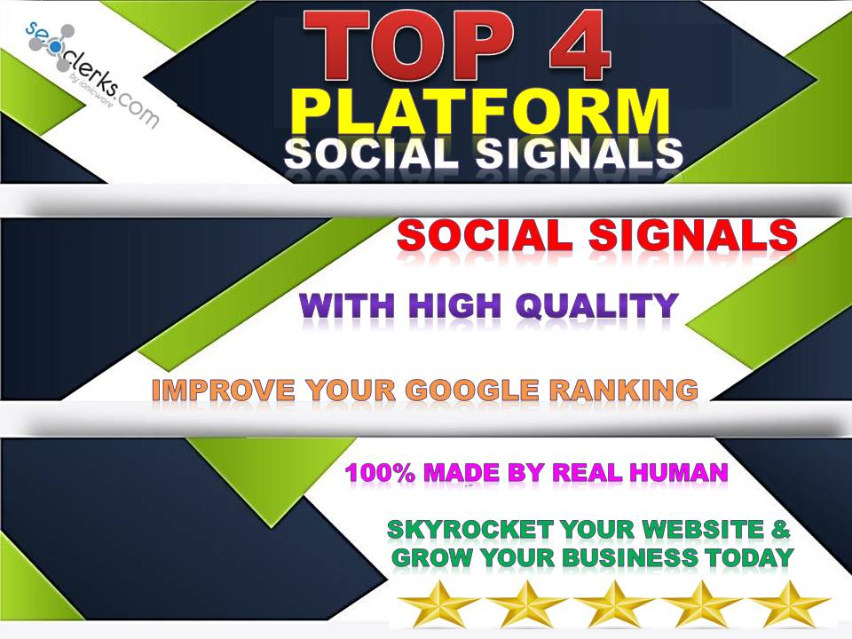 GET 12,000 MIXED TOP 4 PINTEREST, WEB, TUMBLR,  REDDIT SOCIAL SIGNALS FROM BACKLINKS TO WEBSITE IMPROVI