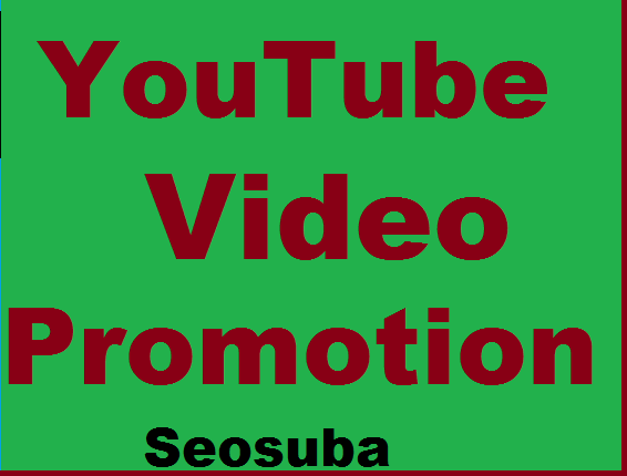 Organic Video Views Marketing Promotion Fully Safe and Fast