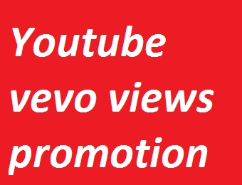 Youtube Vevo promotion non-drop guarantee