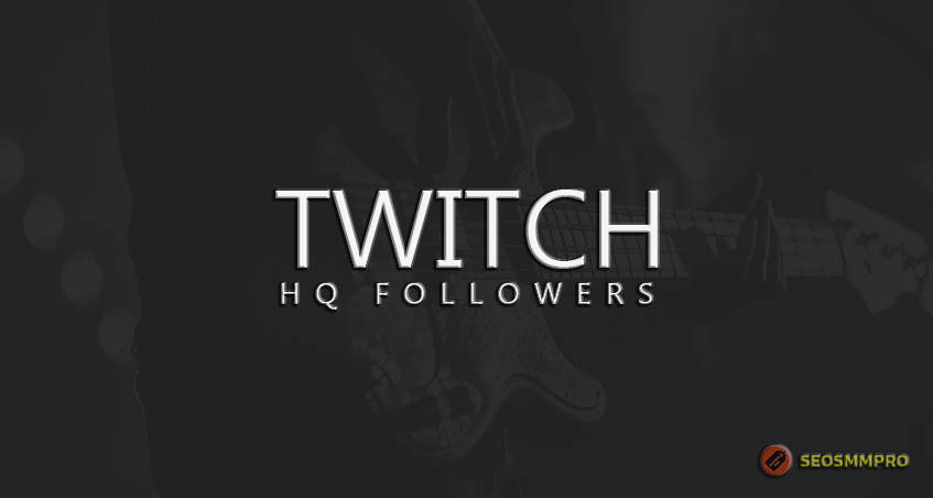 Do 100 twitch Followers for twitch TV channel