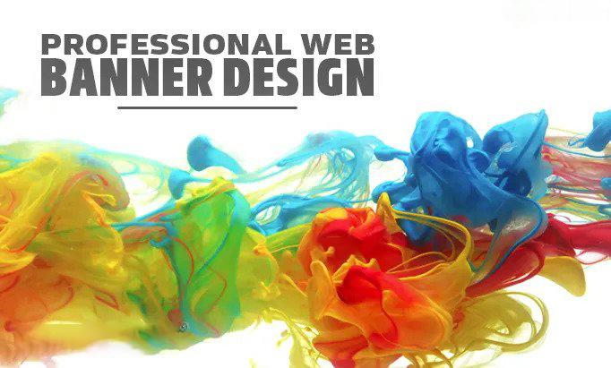 Design Banner for Website and Professional Web Banner Design