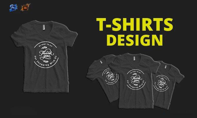 Eye catching Amazing Custom t shirts Design and Merchandise