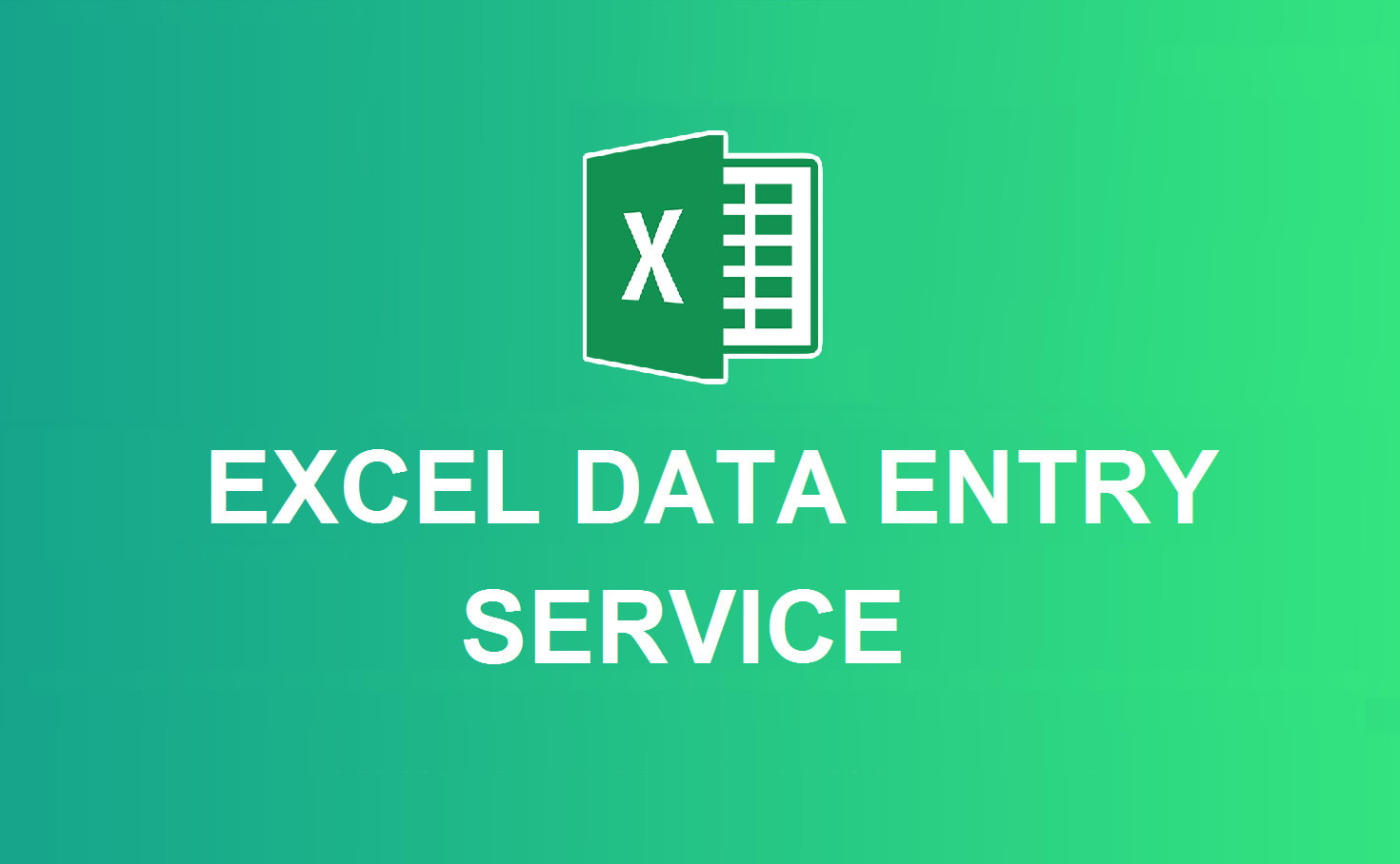 I will do excel data entry,  web research,  copy paste,  data entry