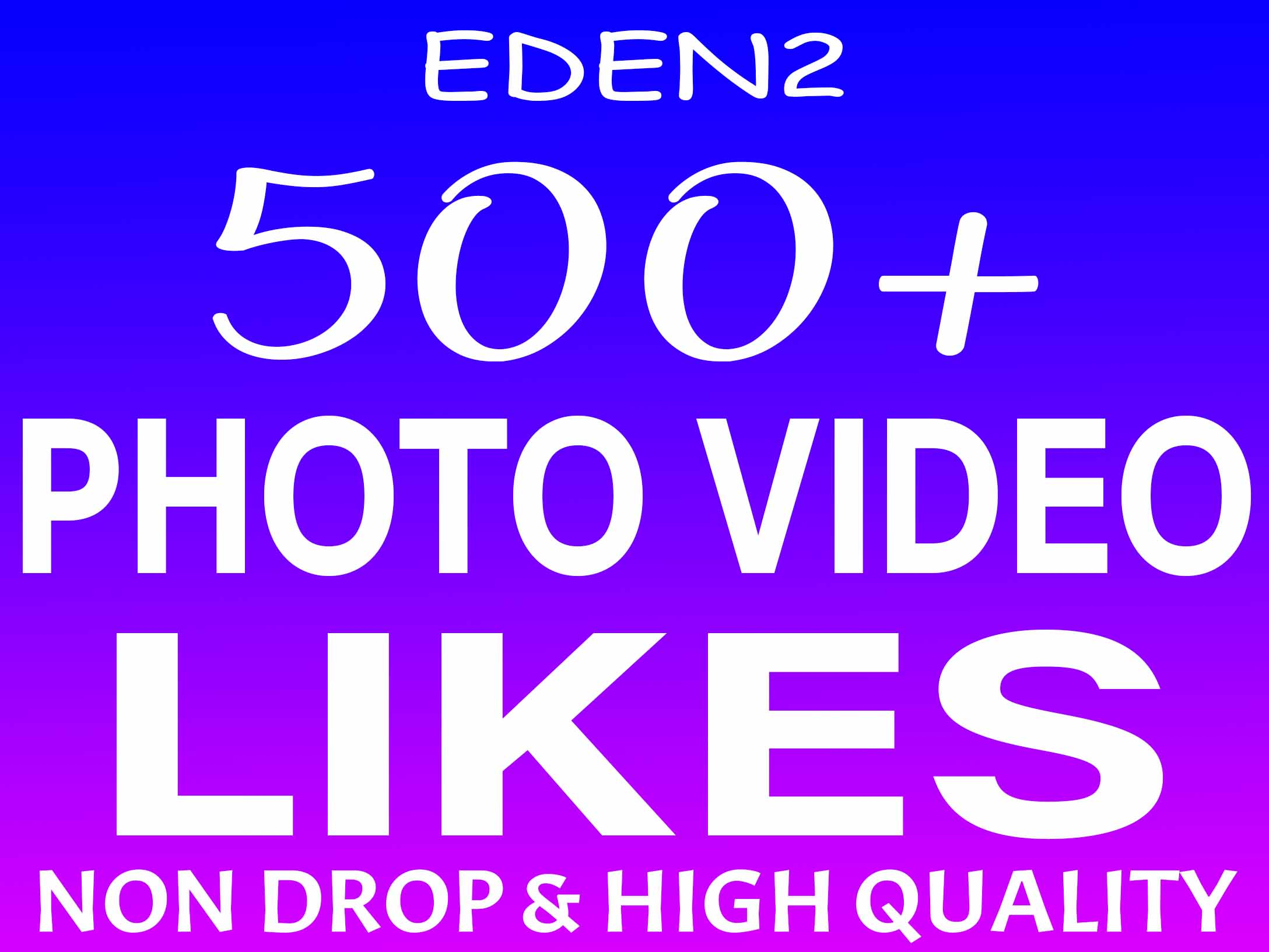 ADD 500+ SOCIAL POST OR PHOTO PROMOTION NON DROP AND HIGH QUALITY WITH SUPER FAST GUARANTEED