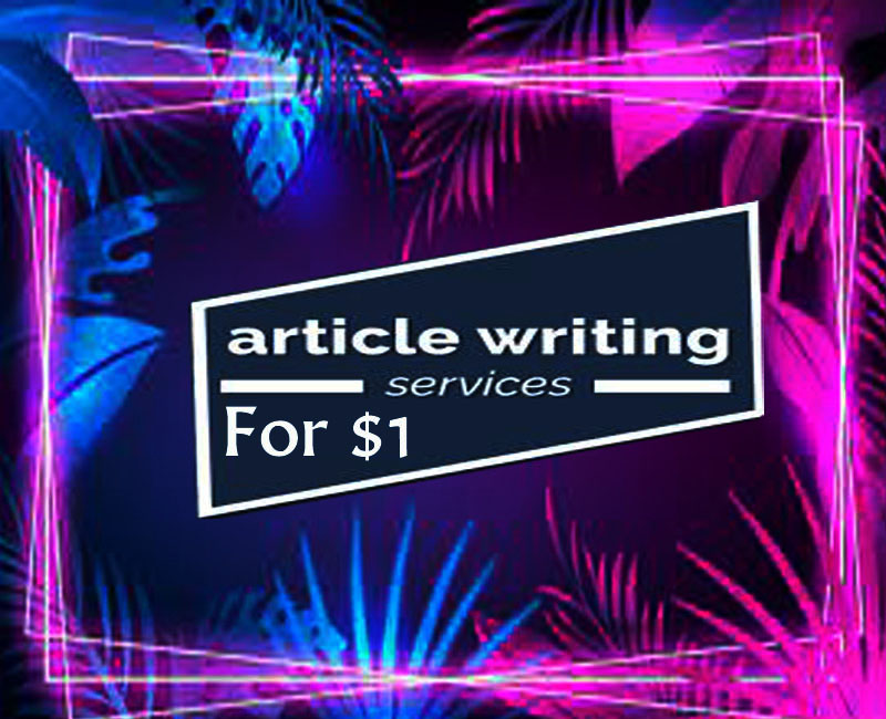 I will write 100 - 300 article E- product or any Niche