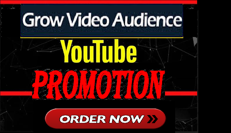 HIGH QUALITY VIDEO PROMOTION INSTANT START