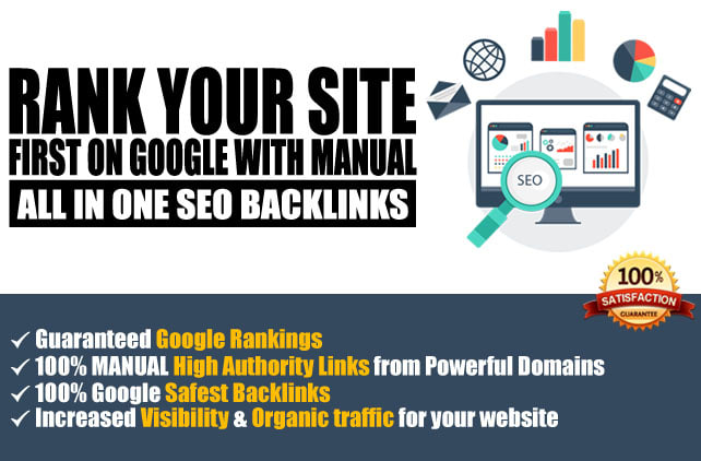 Boost Your Rankings with High authority Manual Dofollow Backlinks