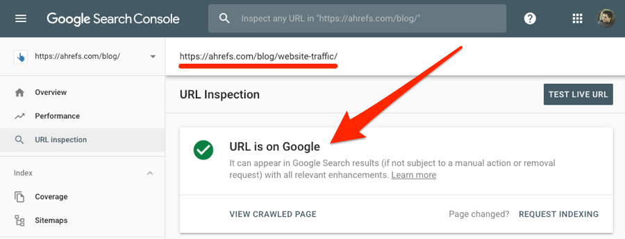 fix google search console errors and indexing errors