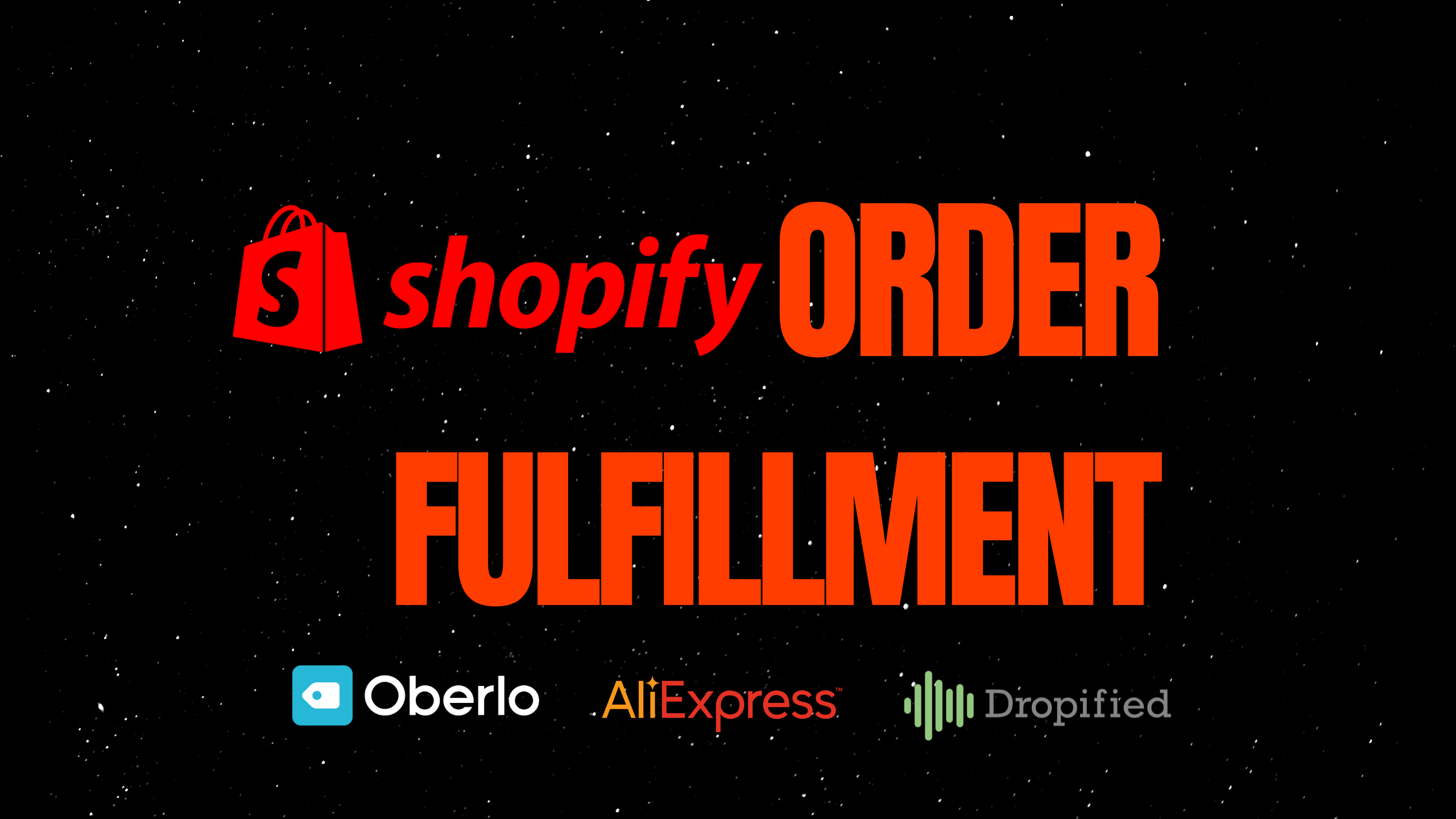 I will be your Shopify dropshipping 100 order fulfillment Virtual Assistant