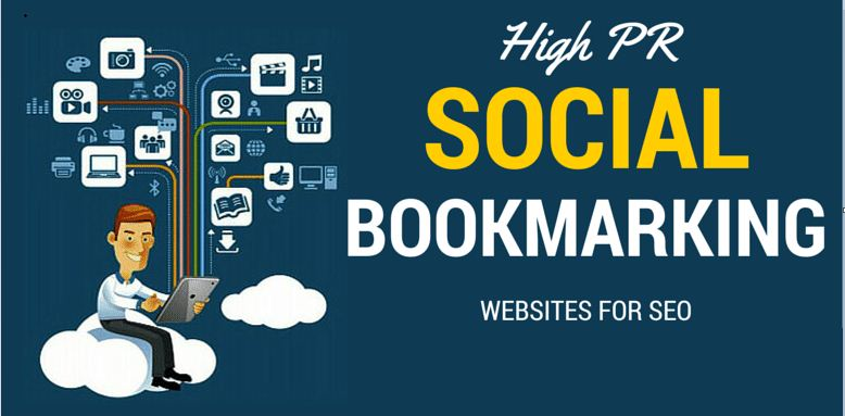 Instant HQ 25 live Social Bookmarking links For Your Website or page or video within 24 hours