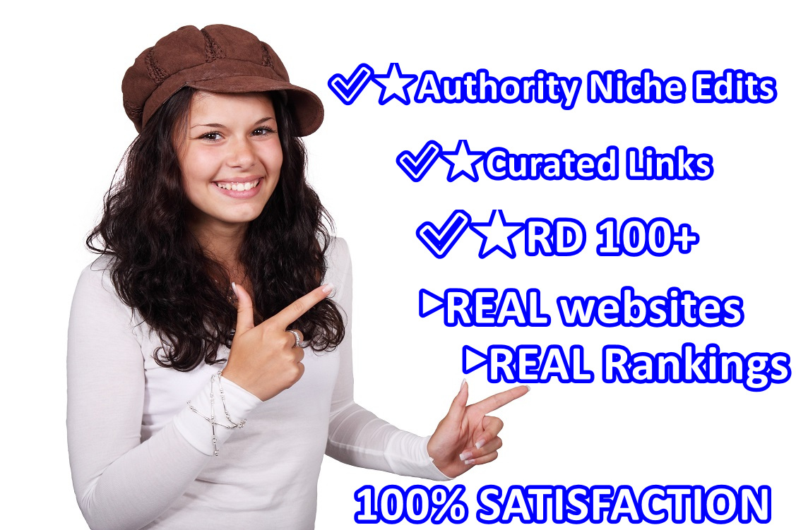 Authority Niche Edits from REAL websites REAL Traffic REAL Rankings