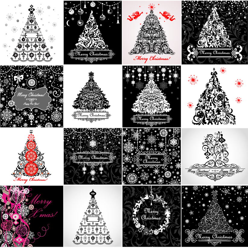 Get 100+ Christmas Vector Items