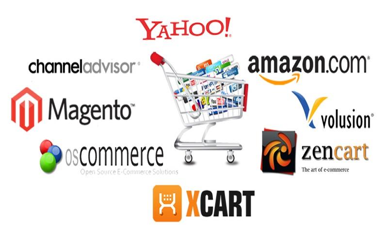 Upload Ecommerce Product info & Images Magento eBay WooCommerce