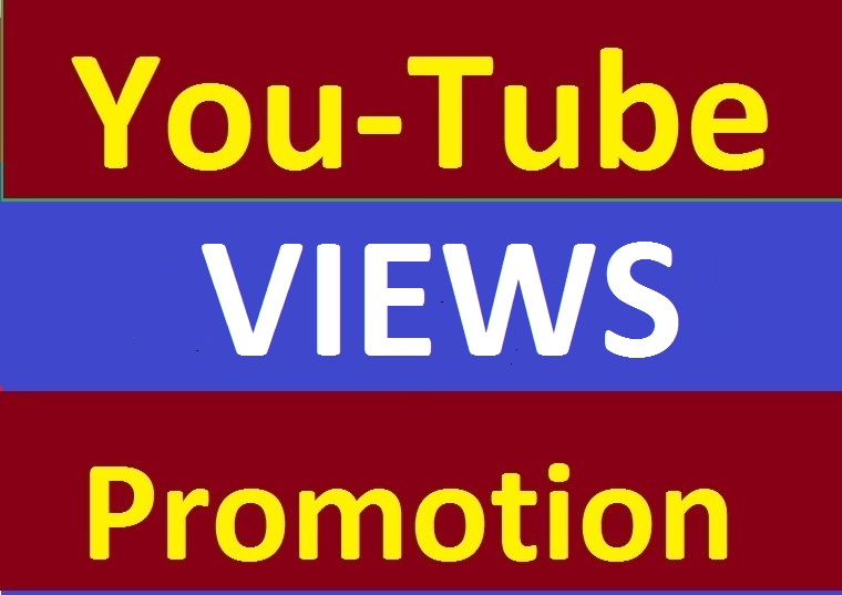 YouTube Video Promotion High Quality With Safe Audience