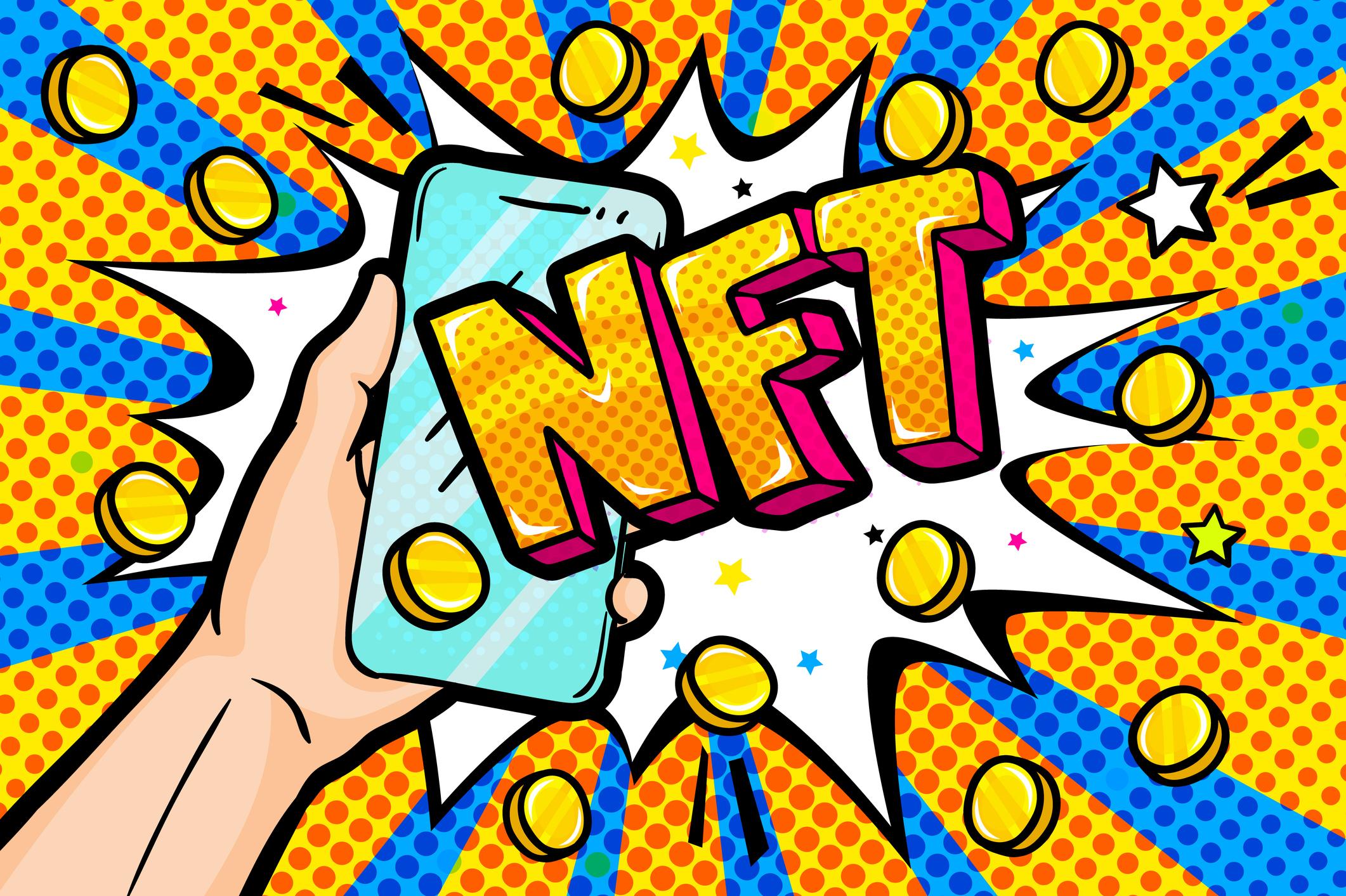 NFT Marketplace Administration