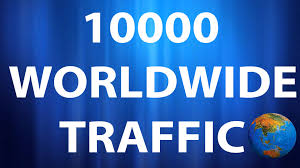 10000 HQ Worldwide Website Traffic For Your Site