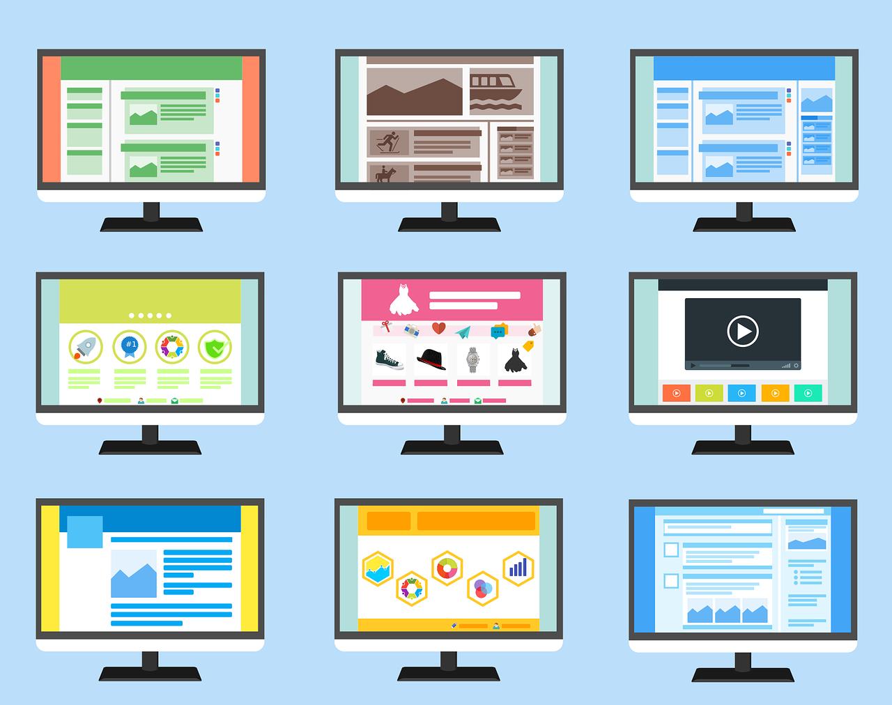 I will design a responsive HTML website