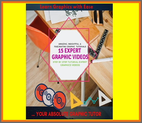UP FOR GRABS AWESOME 15 GRAPHICS VIDEO TUTORIAL COURSES