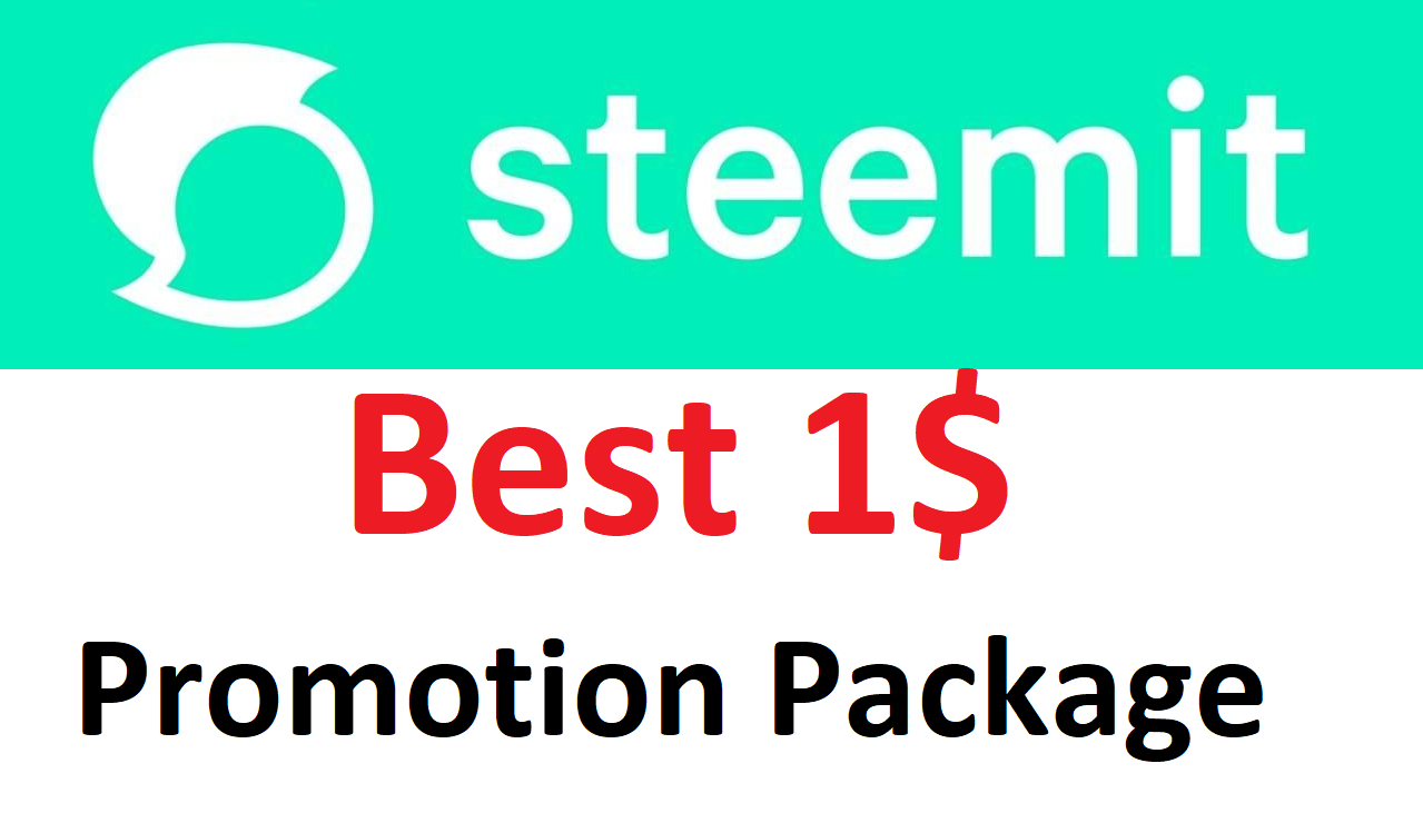 Steemit article Promotion 10+ upvotes 10 Follows and 10 feedbacks