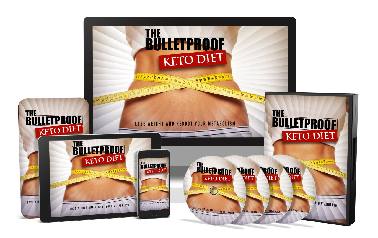 The Bulletproof Keto Diet,  Video Course & Reselling Rights Instant Download
