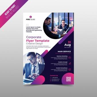 professional Flyer/Poster/Brochure Design