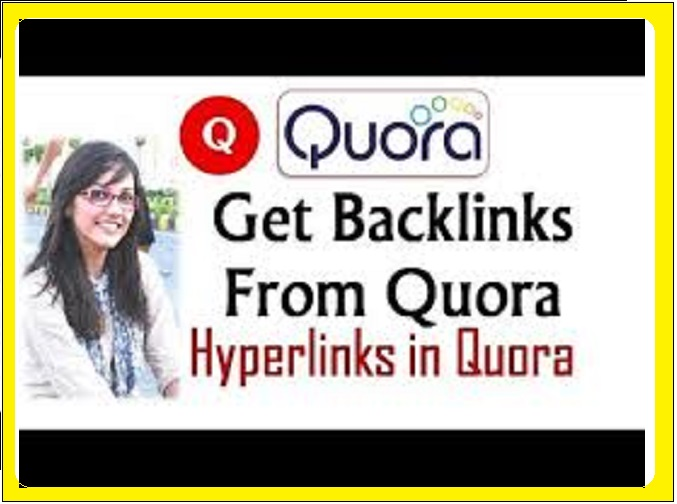 Get Fifty Backlinks From Quora To Rank-up Fast