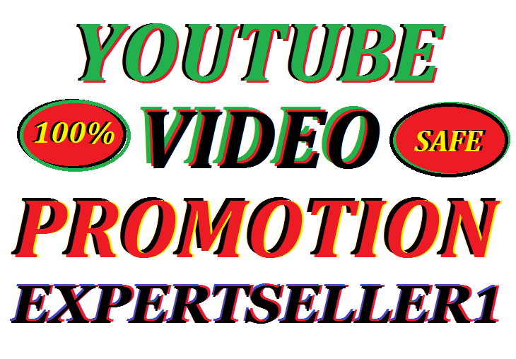 Get Package YouTube Video Promotion All In One Service