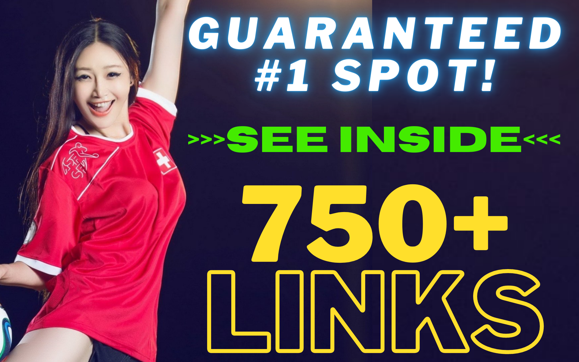 Guaranteed 1st Page Rank Link Pyramid for 5 Keywords