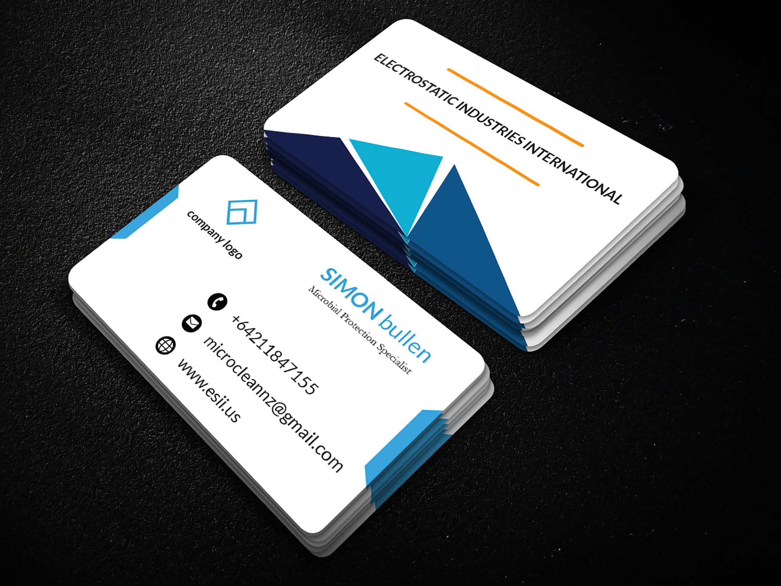 Give you Creative Business Card within 24 hours