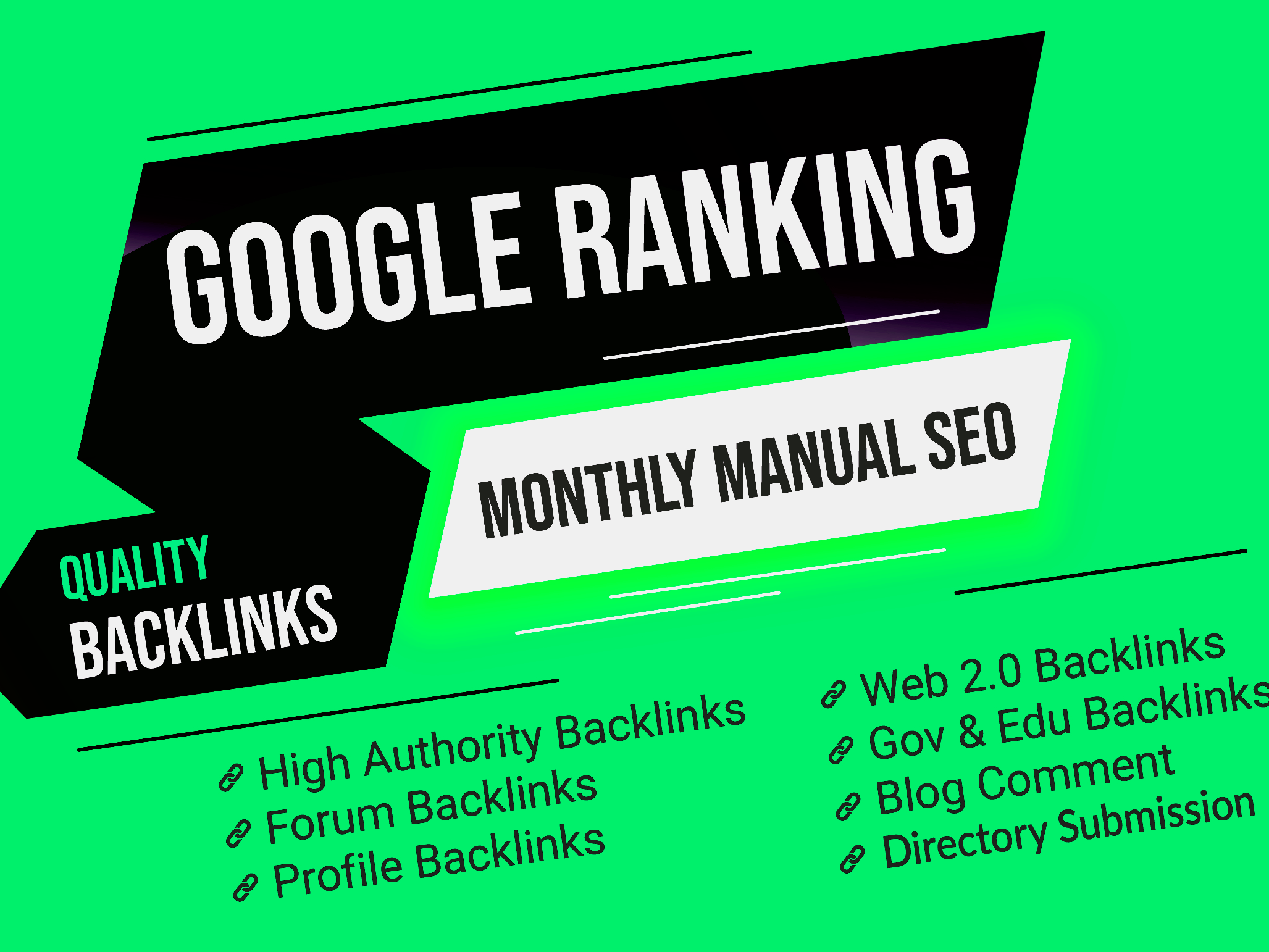 Perfect Monthly SEO service to rank your website on top of google