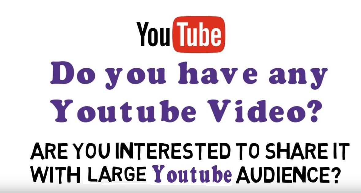 Instant YouTube Non-drop Video Promotion Via real users
