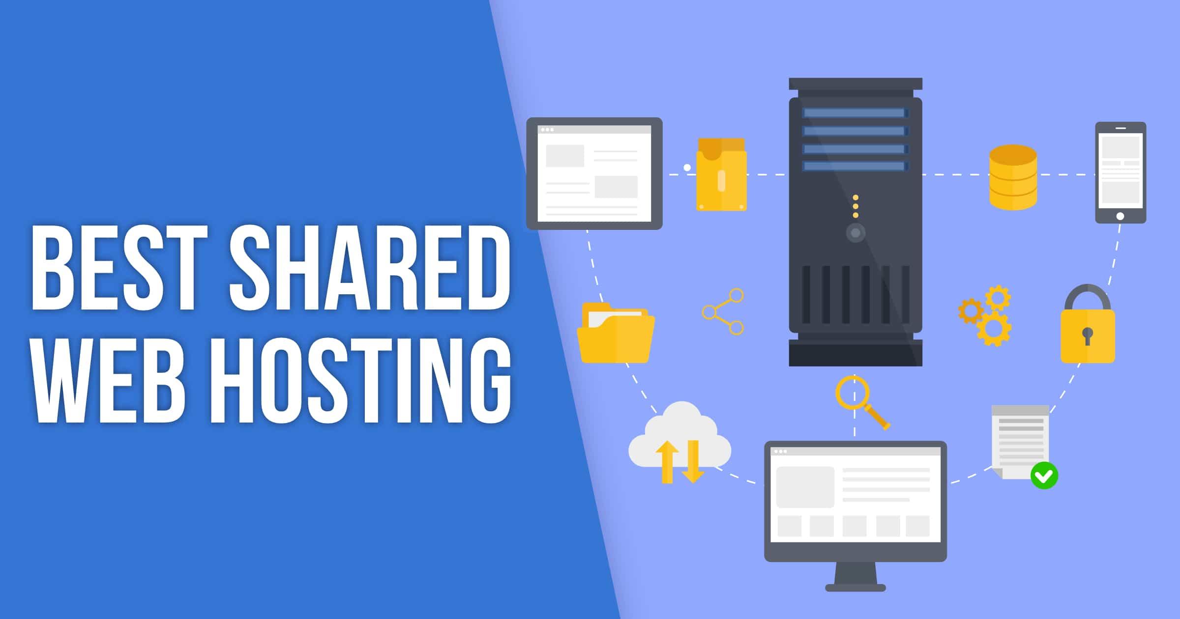 Get cheap shared web hosting, wordpress hosting