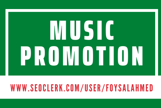 Free Music Promotion Service Best Combo Offer