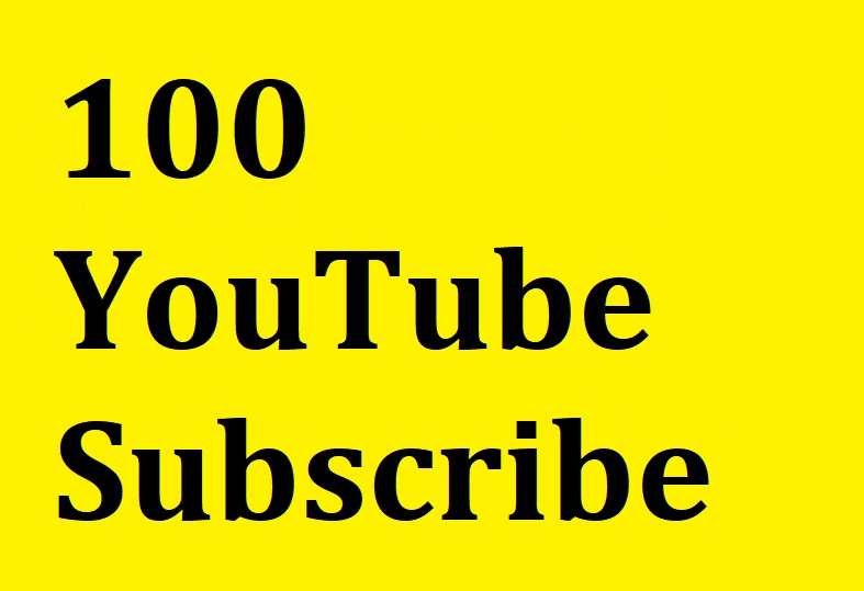Get 100 Youtube chanel Marketing promotion