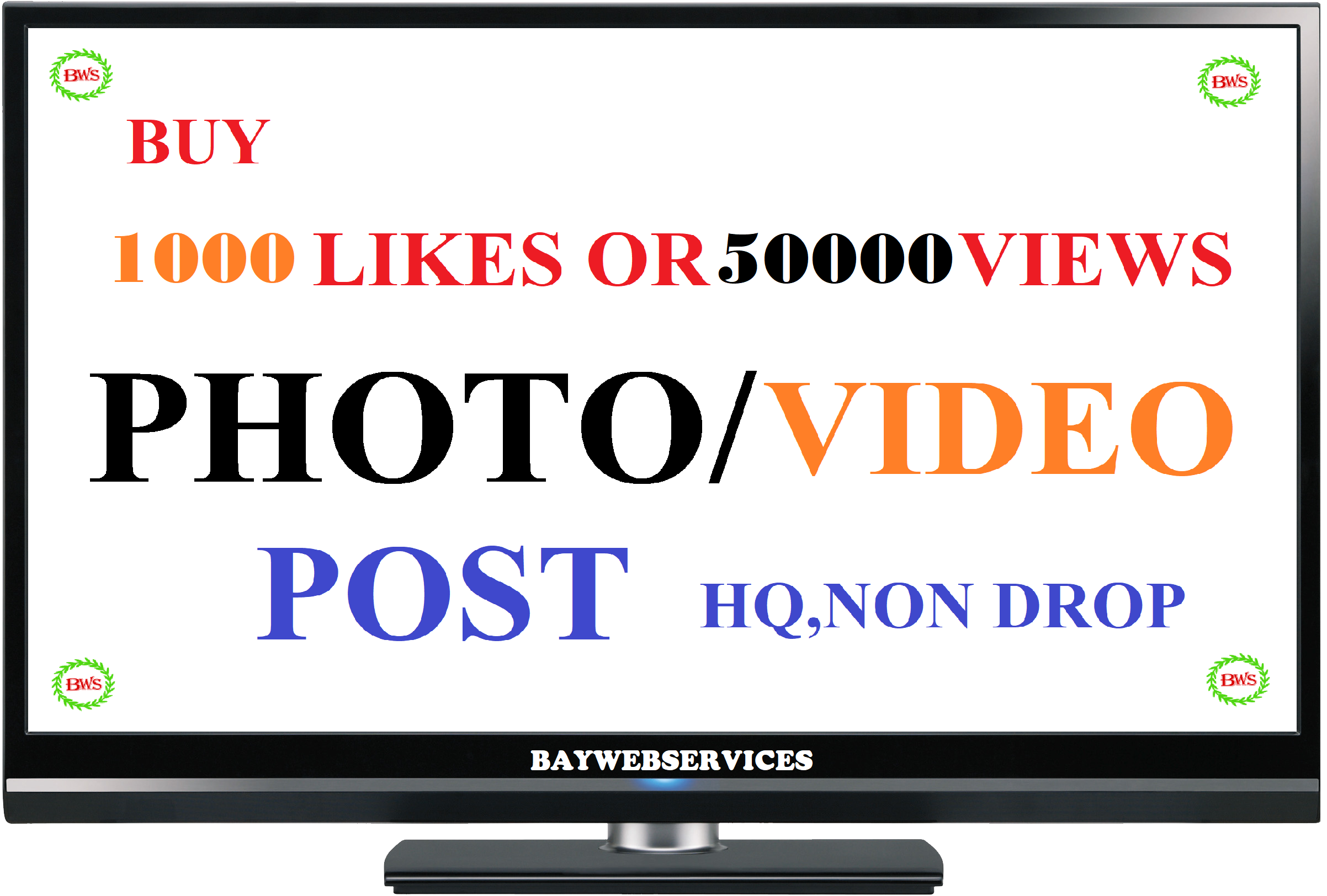 Instant delivery 1000 phot0 as or 50000 vide0 scene promotion