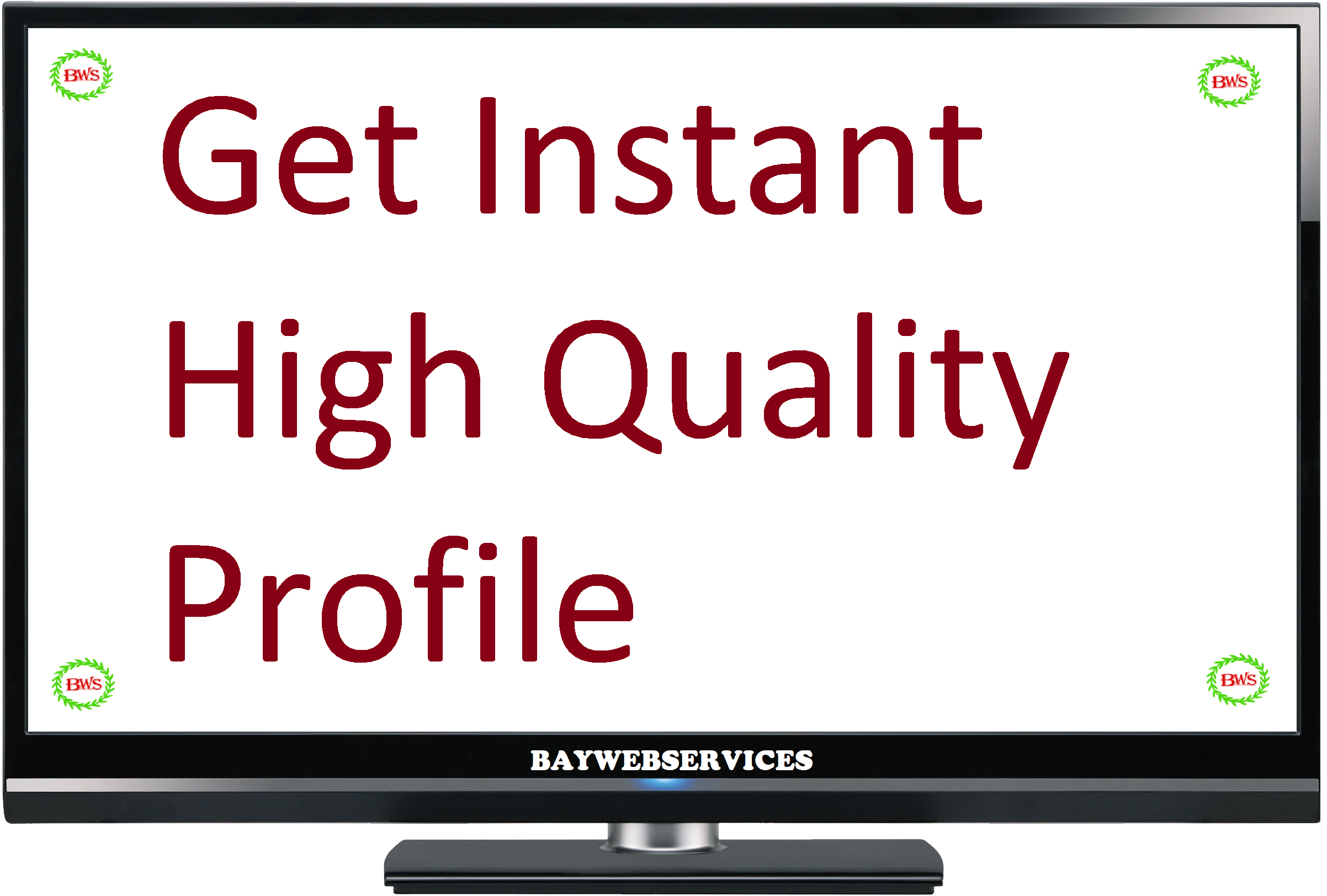 Get High Quality Profile Promotions