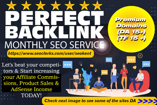 Manual High Authority Dofollow/Nofollow Backlinks for Higher RANKINGS SEO