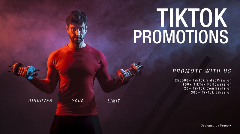 TikTok Account and Video Promotions