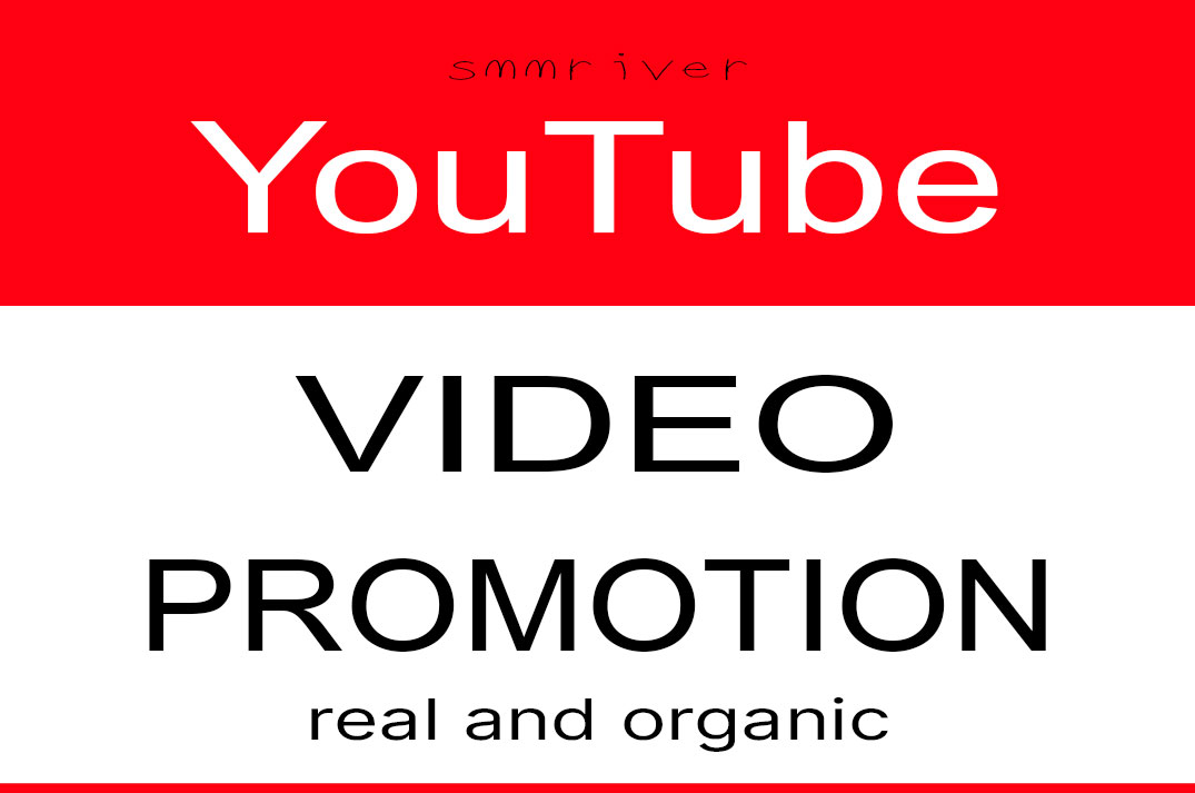 YouTube Video Promotion From Real Audience Very Fast