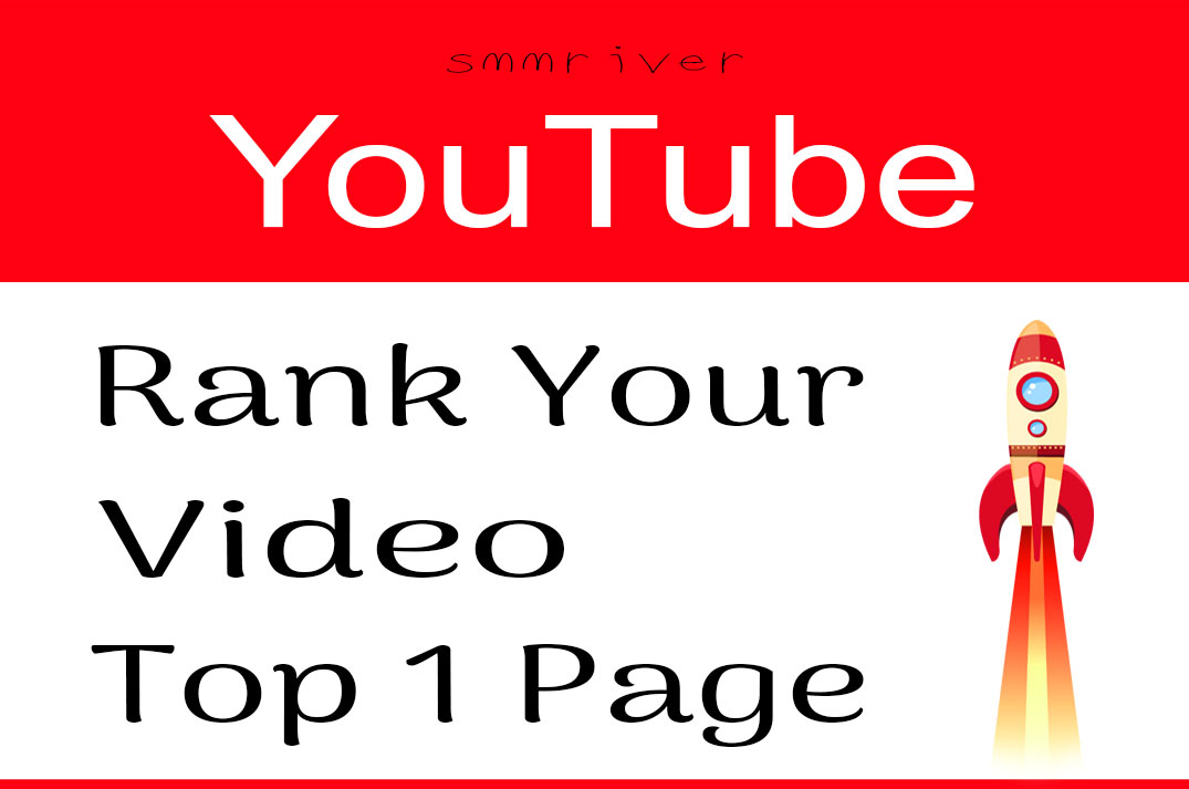 Ultimate YouTube Video Ranking Top 1 Page,  Excellent Results 2021