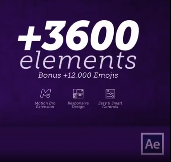 I Will Send Pack Elements Motion Create Complete