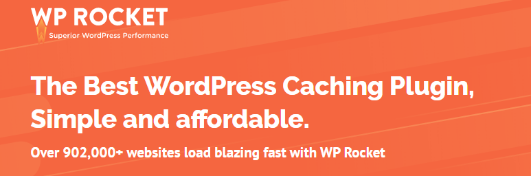 The Best WordPress Caching Plugin,  Simple and affordable.