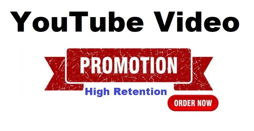 Video Promotion Real Active and Worldwide User
